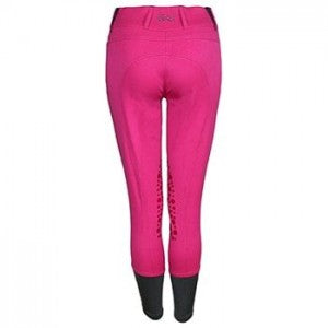 Ladies Knee Patch Pink Breeches-Size 30, 32 & 34-Last Call