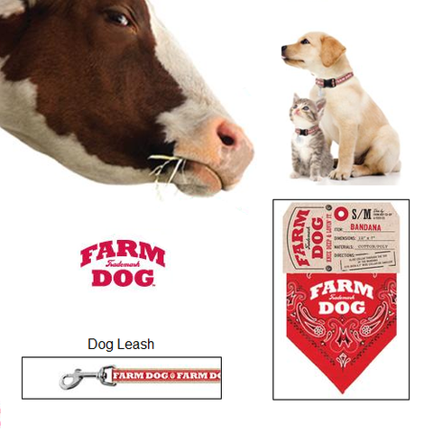 Farm Dog Nylon Leash