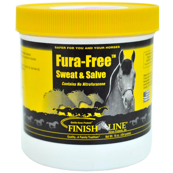 "Finish Line ""Fura-Free"" Sweat & Salve – 454 G"