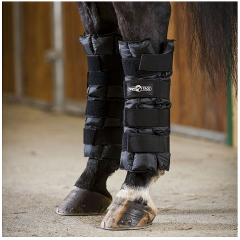 Horze Finn Tack Ice Boots (sold individually)