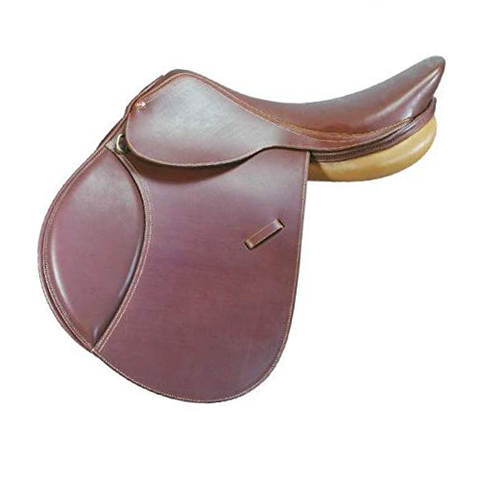 Henri De Rivel Rivella English Saddle-Wide Fit-18 inch