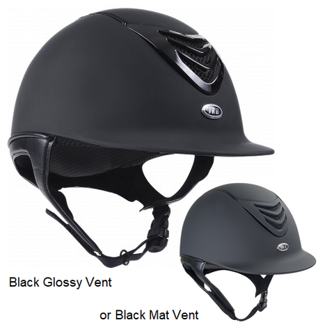IRH 4G Riding Helmet Matte or Glossy Vent