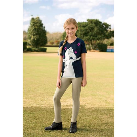 Irideon Kid's Issential Tights Riding Pants