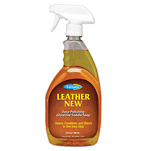 Leather New 473ml spray