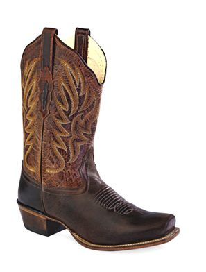 "Ladies ""Old West"" Cowboy Boots #18002"