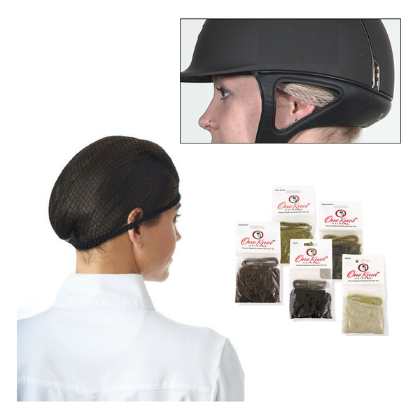 One Knot Riders Hairnet
