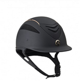 One K Defender Rose Gold Stripe Helmet-FREE Helmet Sling Bag