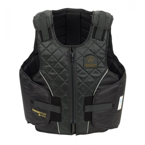 SEI/ASTM Certified ComfortFlex Body Protector Safety Riding Vest - Youth