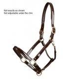 Patent Leather Halter