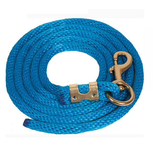 Premium Poly Lead Rope with Bolt Snap