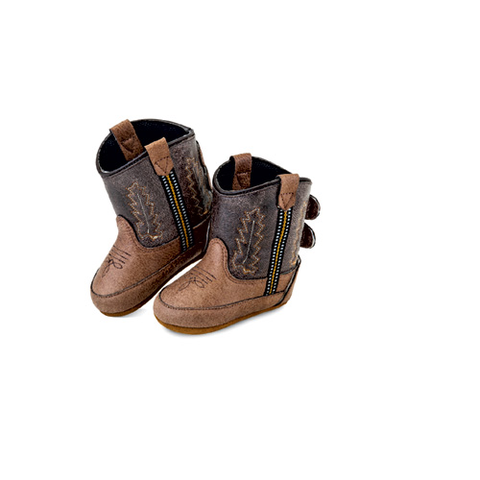 Old West Poppets Infant Cowboy Boots #10102