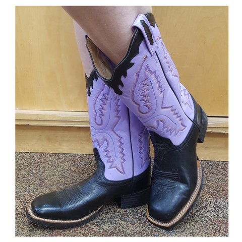 Old West Ladies Cowboy Boots #1870-Last Call