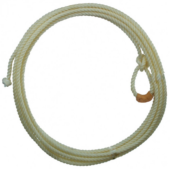 Ranch Rope with Leather Burner (Lariat)