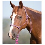 Mustang Rope halter with Lead