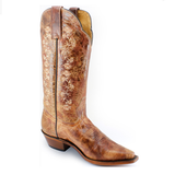 Ladies Rugged Country #0833 Western Boot by Boulet
