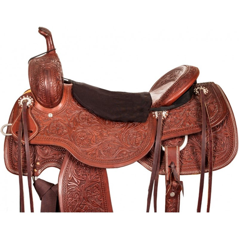Mustang Comfort Western Saddle Seat Cushion