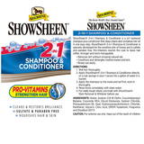 Absorbine ShowSheen 2-In-1 Shampoo & Conditioner – 590 ML