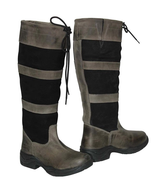 1b2e8e9ae01 Ladies Silverline Country Boots-Size 5, 5.5 & 6-Last Call