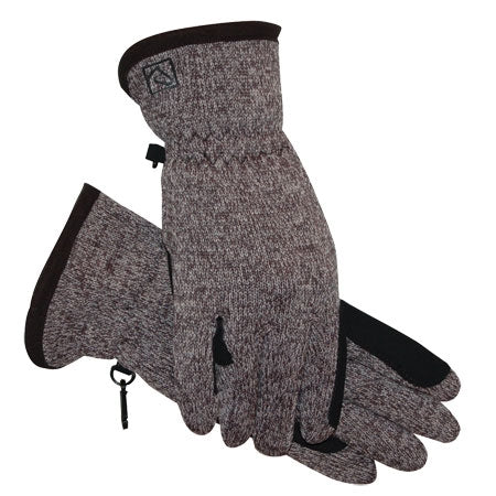 SSG Knit Fleece Lined Riding Gloves
