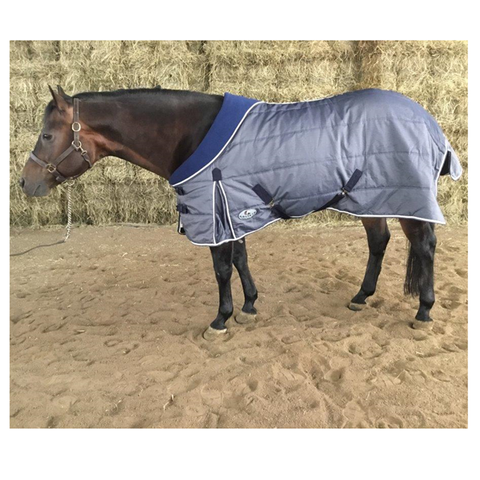 Goliath Fleece Neck Stable Blanket