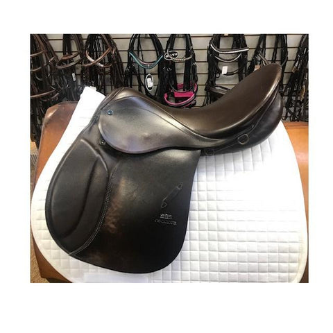 Used Stubben Roxanne English Saddle