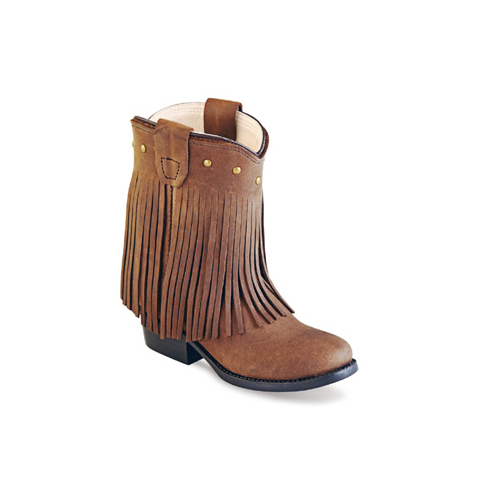 Old West Toddler Cowboy Boots #3125