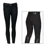 Tuscany Winter Knee Patch Breeches