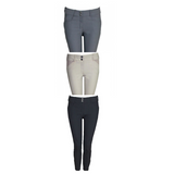 New Tech Woven Fabric Tuscany Knee Patch  ladies Breeches #313