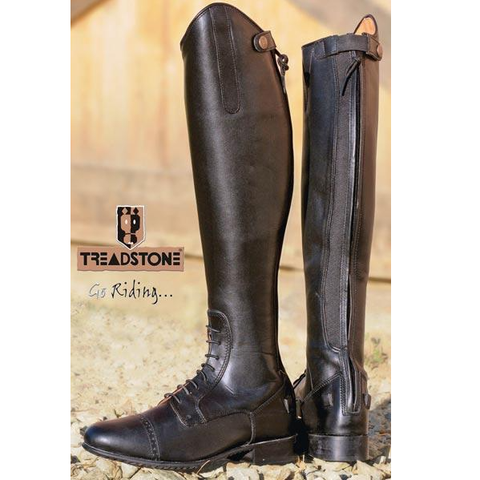 Treadstone Ladies Tuscany Leather Field Boot