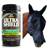 Absorbine UltraShield Fly Mask – With Ears