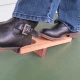 Picov's Wooden Boot Jack