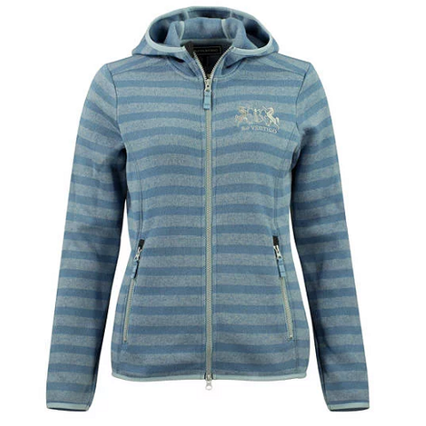 "B Vertigo ""Iris"" Women's Fleece Jacket"