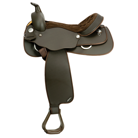 Wintec Comfort Ride Western Saddle