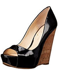 Jessica Simpson Womens Bethani Wedge