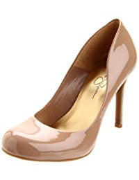 Jessica Simpson Womens Calie Patent