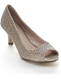 Bonnibel Wonda 2 Womens Glitter Champagne