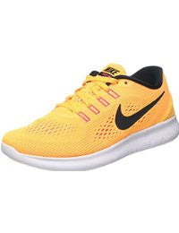 Womens Laser Yellow Running Shoes