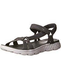 Skechers Performance Womens Radiance Charcoal