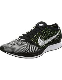 Nike Flyknit Triple Anthracite 526628