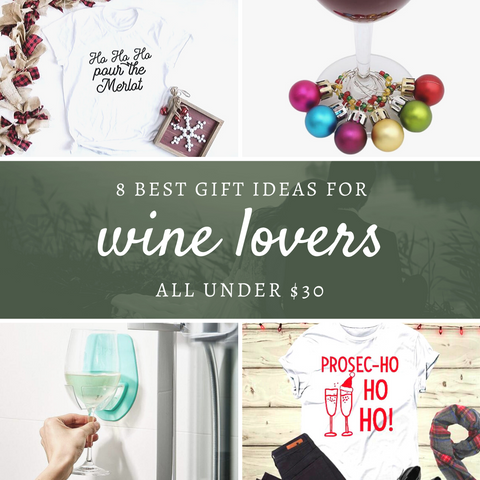Unexpected, Playful, & Affordable Gifts for Wine Lovers – Creative Wine Themed Gift Ideas