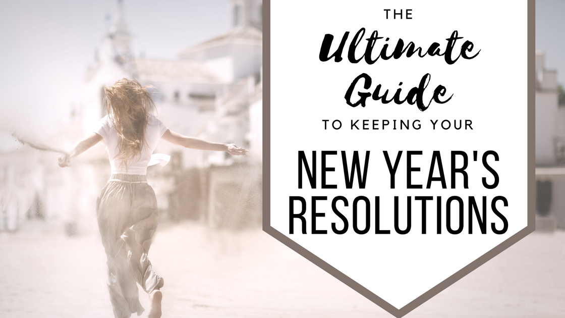 The Ultimate Guide to Keeping your New Years Resolutions 2018 and Beyond.  ROX Jewelry Founder Shares Tips and Tricks to Meeting Your Goals with Success
