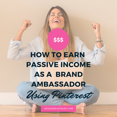 The secret to being a successful brand ambassador is pinterest