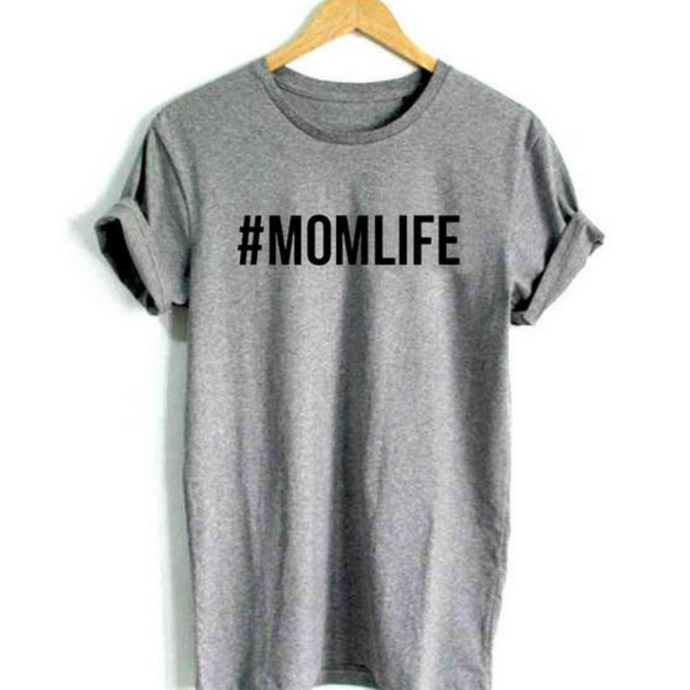 #MOMLIFE Shirt that Gives Back to Charity by ROX – Great gifts that give back for her under $25 mom gift ideas