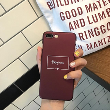 Wine Red Happiness Cute iPhone case fits iPhone x print case – Tech accessories that give back – ROX Jewelry