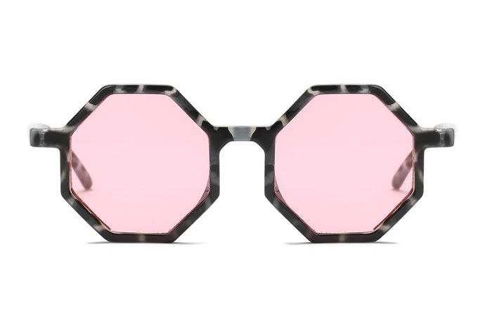 Henley Octagon Sunglasses – Sunglasses women - Sunglasses for your face shape - sunglasses women 2020 trend - sunglasses that give back to charity - vintage sunglasses - aesthetic