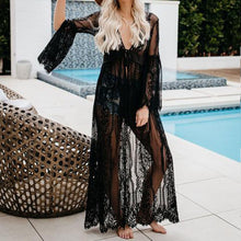 Bit of Boho Lace Swimsuit Cover Up in Black – Swimsuit coverups beach – swimsuit coverups boho – Beach cover up – bathing suit cover up – beachwear for women – swimsuit cover up – summer 2020 beach outfit – beach vacation outfit – must have beach outfit – coverups that give back to charity