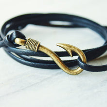 Kelly Versatile Hook Bracelet and Necklace that Gives Back to Charity, Handmade in Austin Texas by ROX Jewelry