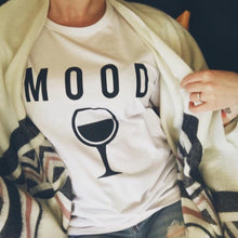 Mood Wine Shirt that Gives Back to Charity Great Gifts Under $25 For Wine Lovers