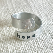 Custom Wrap Ring that Gives Back to Charity Handmade Gifts Under $25 That Give Back by ROX