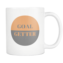 ROX Jewelry Shop - Goal Getter Lady Boss Empowering women multiple color fashion mug giving back to charity women supporting women university of Texas longhorn graduation gift positive mug